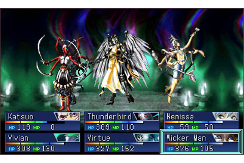VIZ | Blog / VIDEO GAME: SMT: Devil Summoner: Soul Hackers
