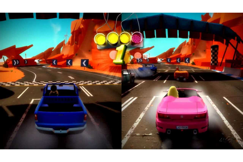 Gameshark: REVIEW - JOY RIDE TURBO - XBOX 360