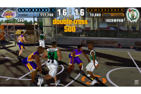 NBA Street Showdown PSP Gameplay HD - YouTube