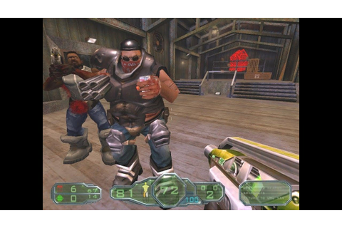 Gore: Ultimate Soldier - pc game full walkthrough - YouTube