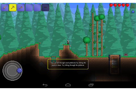 Terraria. – Games for Android 2018. Terraria. – Retro ...