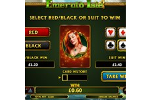 Emerald Isle Slot | Play Online Slot Games
