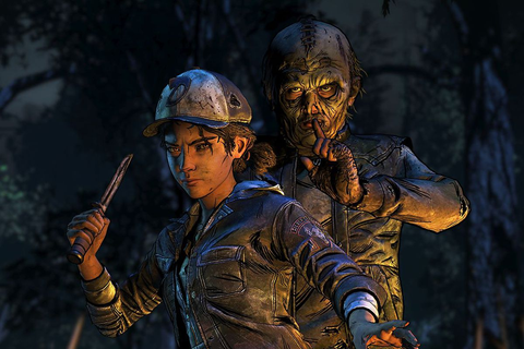 Work on Telltale's The Walking Dead resumes with original ...