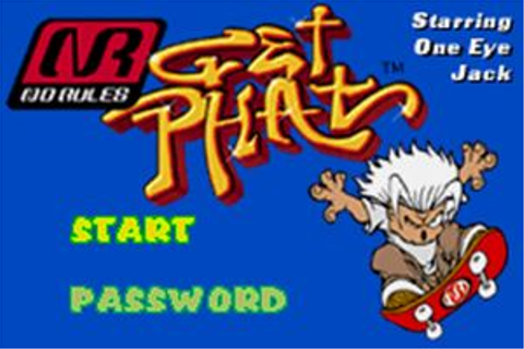 No Rules Get Phat GBA Rom - Download Game PS1 PSP Roms ...