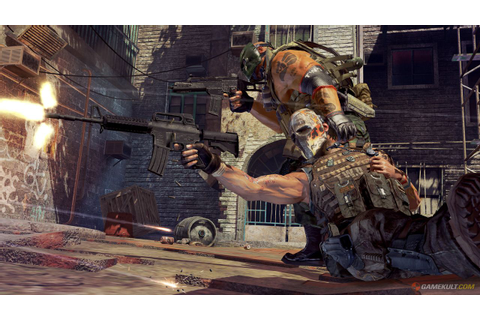 Army of Two : Le 40ème jour | Army of Two | Pinterest ...