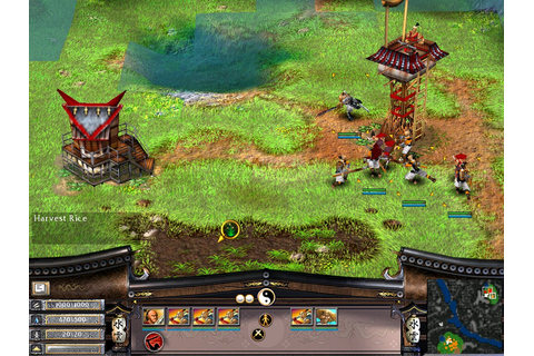 Battle Realms Guide | GamersOnLinux