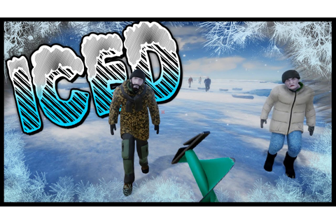 ICED - ZOMBIE ATTACK!? Iceberg Survival Game - Stranded ...