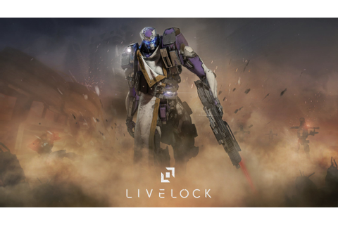 Hands on with Livelock, an upcoming sci-fi shooter from ...
