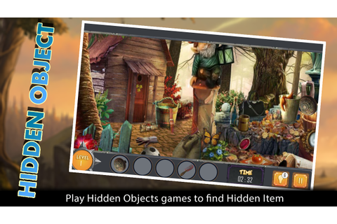 Amazon.com: Hidden Object Game : Lost in Time: Appstore ...