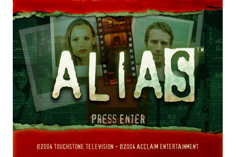 Alias PC Game | J.A Technologies | Place 2 Get Full ...