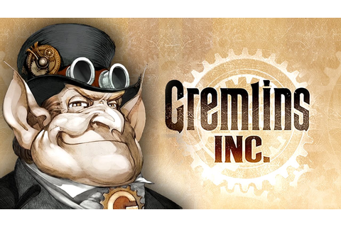 Gremlins, Inc. - official trailer - introducing the game ...