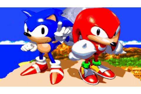 Sonic & Knuckles Intro HD - YouTube