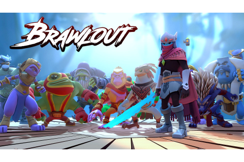 Brawlout (Party Fighting Game) headed to the Nintendo ...