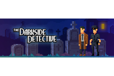 The Darkside Detective - Mac, PC - Digital Games