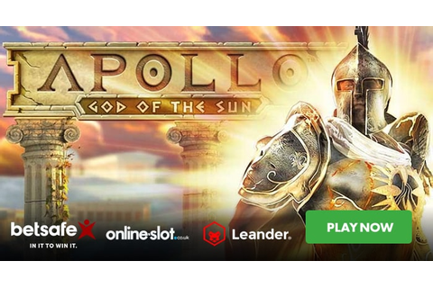 Leander Games' Apollo God of the Sun Slot Live at Betsafe ...