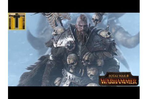 [1] Wulfrik the Wanderer- Norsca Campaign - YouTube