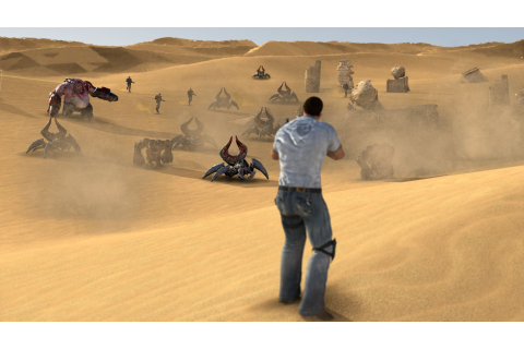 Serious Sam 3 BFE Free Download - Ocean Of Games