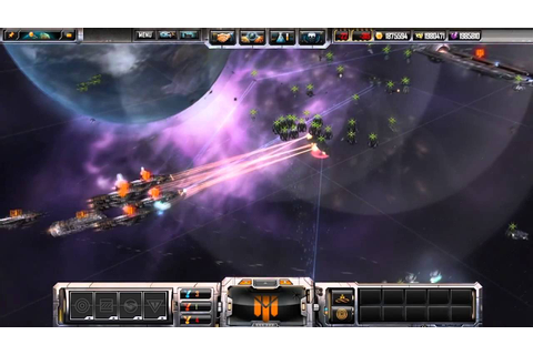 Sins of a Solar Empire Rebellion Ultimate Edition DLC E3 ...