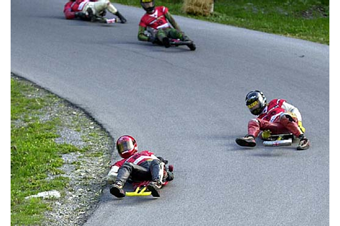 Dave's Street Luge Photos - Hot Heels 2000 - Street Luge ...