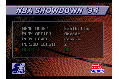 Download NBA Showdown - My Abandonware