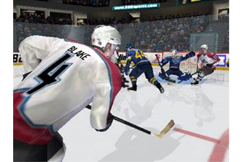 NHL FaceOff 2003 - PlayStation 2 - IGN