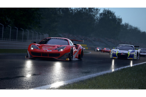 Check Out Brand New Assetto Corsa Competizione Previews ...