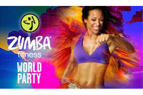 Zumba Fitness World Party (Video Game Review) - BioGamer Girl