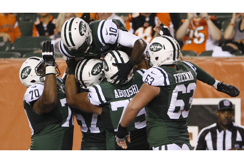 New York Jets vs. Giants: Game time, TV schedule, online ...