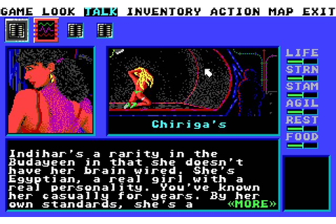 Download Circuit's edge rpg for DOS (1990) - Abandonware DOS