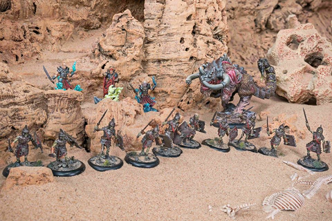 Tabletop Fix: Megalith Games - New Previews