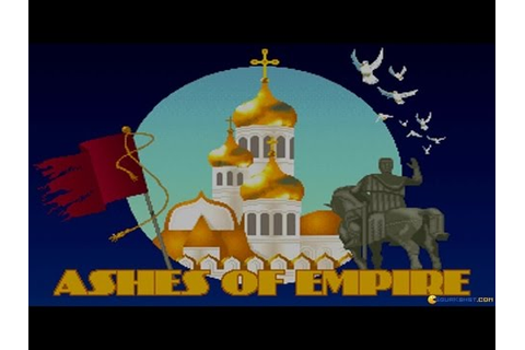 Ashes of Empire gameplay (PC Game, 1992) - YouTube