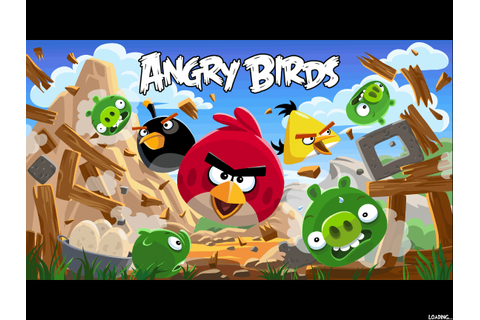 Free download game Angry Bird for PC (full version)