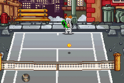 Play Droopy's Tennis Open Nintendo Game Boy Advance online ...