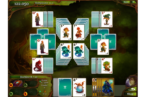 Magic Cards Solitaire - Download en speel op PC ...