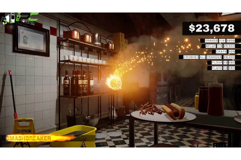 Dangerous Golf [V1.02] PC Game Highly Compressed Free Download