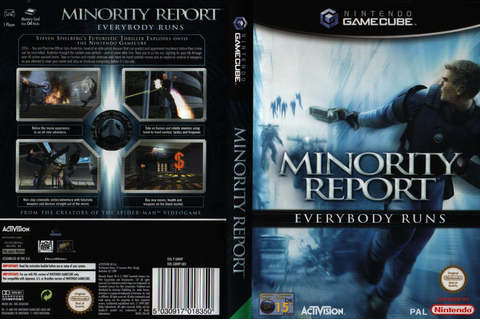 GMWP52 - Minority Report: Everybody Runs