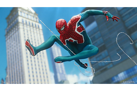 Marvel's Spider-Man: The City That Never Sleeps Game ...