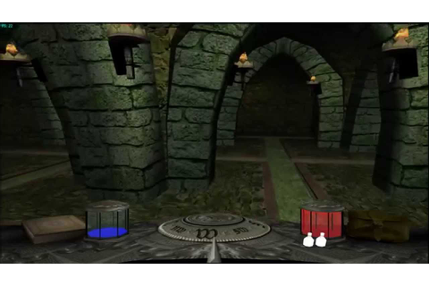 Stonekeep: Bones of the Ancestors (WiiWare) - Primeros ...