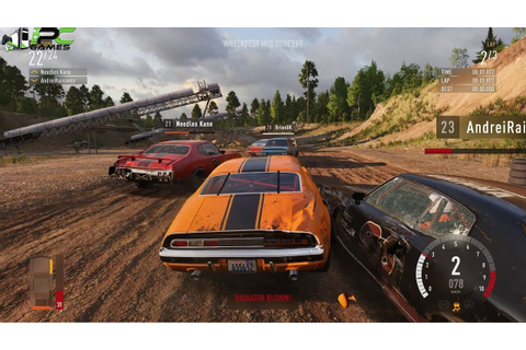 Wreckfest PC Game Repack Free Download