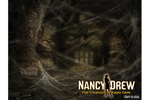 Buy Nancy Drew Game: Creature of Kapu Cave | HeR Interactive