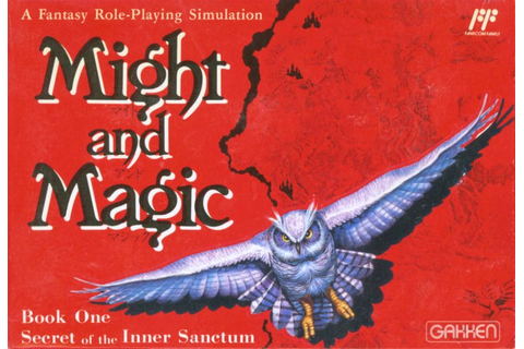 Might and Magic: Book One - Secret of the Inner Sanctum ...