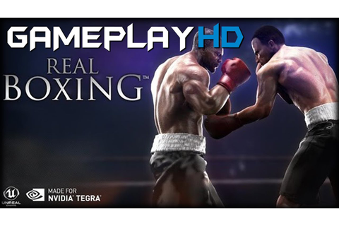 Real Boxing Gameplay (PC HD) - YouTube