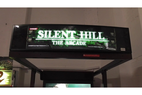 Silent Hill - The Arcade - YouTube