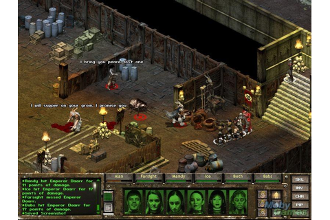 Fallout: Tactics image - Turn-based strategy fans - Mod DB