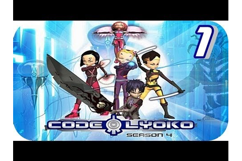 Code Lyoko Fall of Xana - » Part 1 « [HD] - YouTube