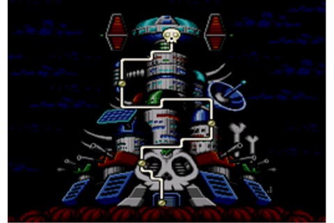 Wily Tower (Mega Man: The Wily Wars) | MMKB | Fandom