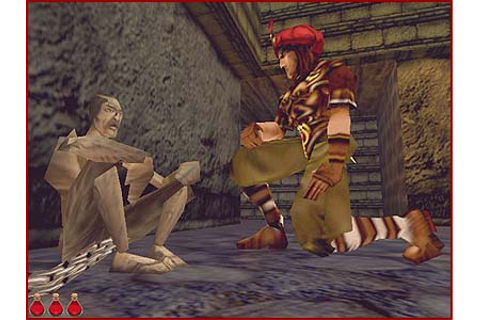 Prince Of Persia 3D PC Game Download Free Full Version