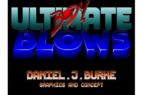 Ultimate Body Blows *RiP* - The Company - Classic Amiga Games