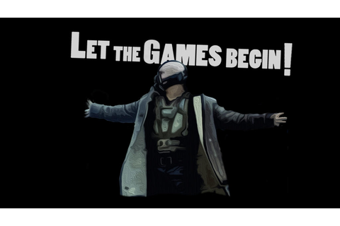 let the games begin - published by Shotor The Great on day ...