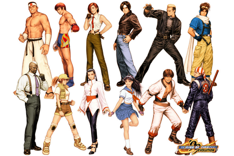 The King of Fighters '99: Millennium Battle (1999 ...